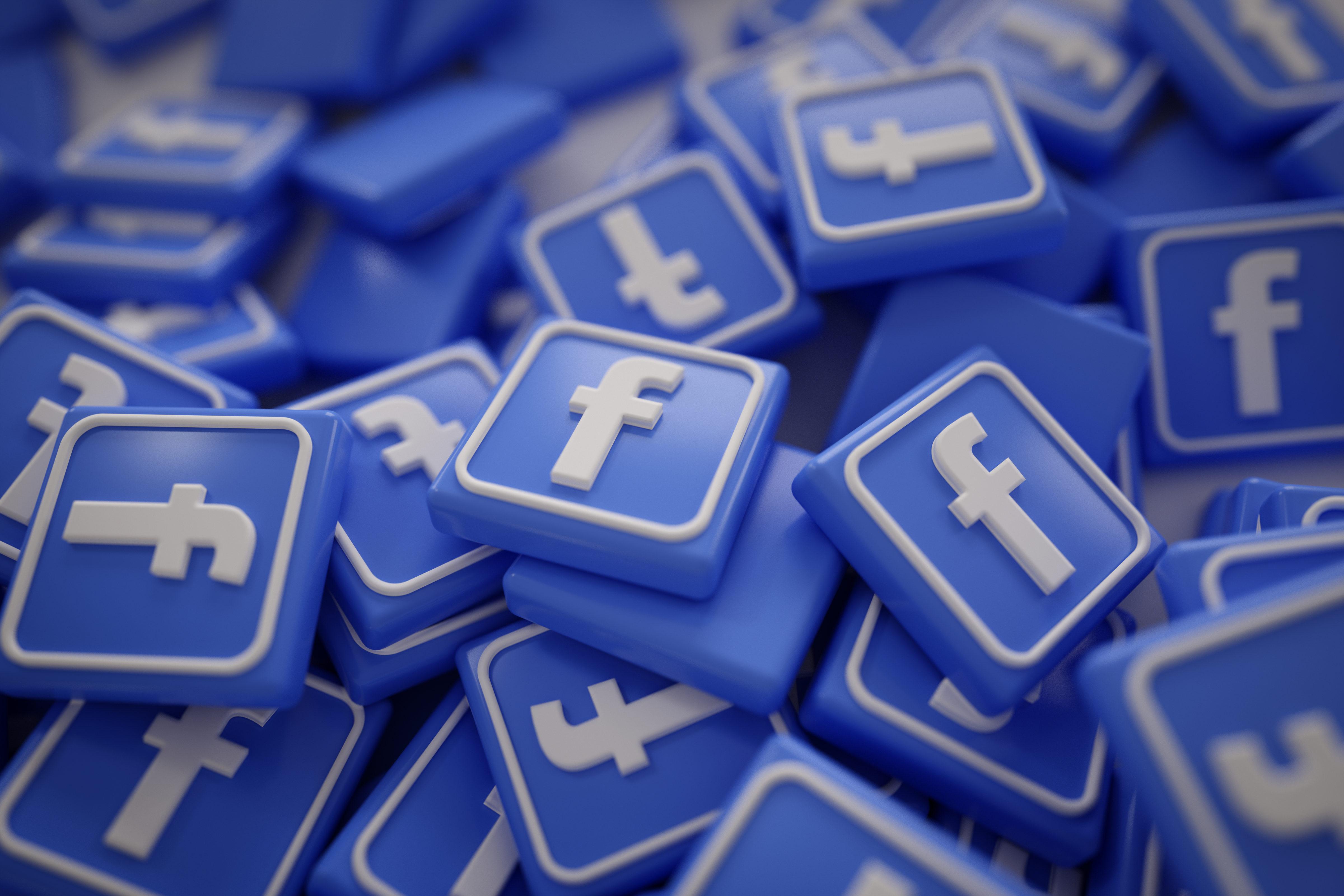 ikony Facebooka