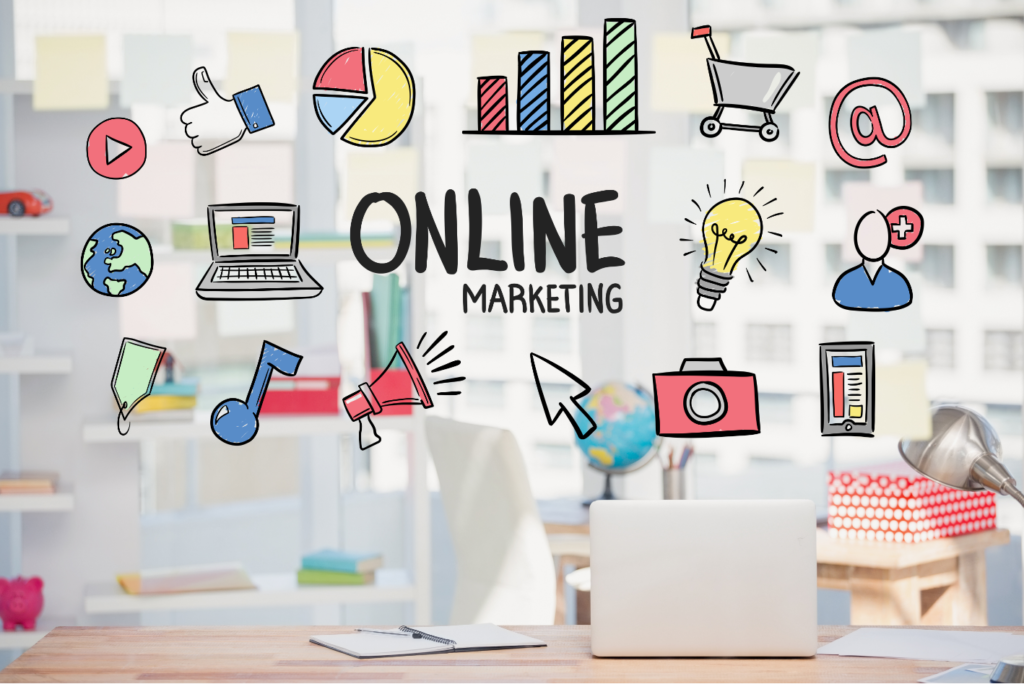 grafika marketing online