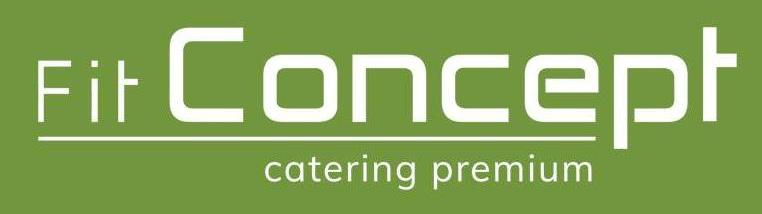 logo concept catering premium