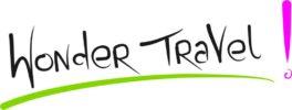 logo wonder travel