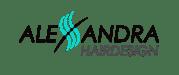 logo alexandra hairdesign